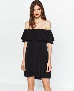 Age 9 black dress zara