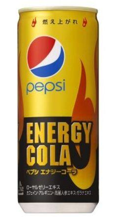 pepsi energy cola