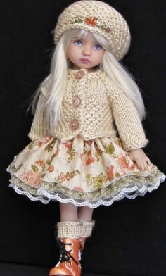 1000+ images about Poppenkleedjes haken en breien on Pinterest Baby Born, D...