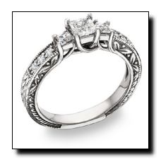 Dreaming of rings like this :)  #engagement #nontraditional