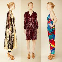 '70's Groovy dresses'