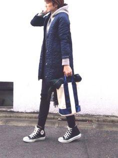 LUMIE|The Dayz tokyoのノーカラージャケットを使ったコーディネート - WEAR