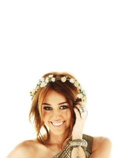 Old Miley Cyrus photoshoot