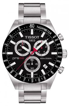 Tissot PRS 516 Chronograph T044.417.21.051.00