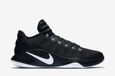 promo code 75ad0 7a571 Nike Hyperdunk 2016 Low Men s Basketball Shoe  Black Black White
