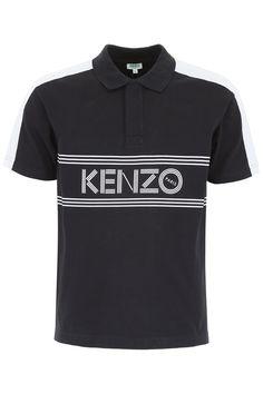 378e8bb9402 KENZO LETTERING LOGO POLO SHIRT.  kenzo  cloth