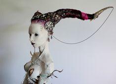 Virginie Ropars | Virginie Ropars: el arte de hacer muñecas.