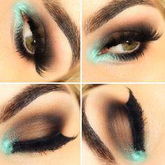 Tutorial – maquiagem com a Maya Mia Palette