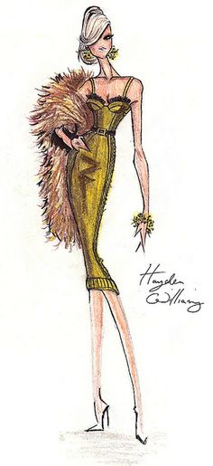 Hayden Williams for Fashion Royalty: Solid Gold by Fashion_Luva, via Flickr