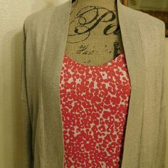 Gap beige cardigan Perfect to wear on top of a tank top, dress, blouse, etc. 100% cotton, washable. Hits the hip area. New with tags GAP Sweaters Cardigans