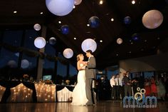 Andrea and Tom's White Pines Wedding - MDM Entertainment Chicago Wedding Venues, Unique Wedding Venues, White Pines, Chicago Area, Space Wedding, Wedding Memorial, First Dance, Color Schemes, Wedding Planning