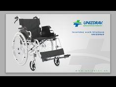 Invalidný vozík UNIZDRAV hliníkový - VIDEOMANUÁL - YouTube Baby Strollers, Children, Youtube, Baby Prams, Boys, Kids, Prams, Big Kids, Children's Comics