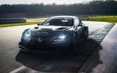 WALLPAPERS HD: Lexus RC F GT3 Race car