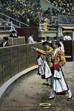 Postcards of the Past - Vintage Postcards of Bullfighting