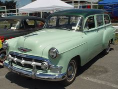 '53 Chevy... had a surf wagon just like this when I was in college, living on the Belmont Peninsula, Long Beach, CA