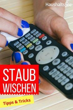 Staubwischen Tipps: Anleitung und Vorbeugung   Haushaltsfee.org