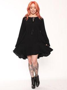 Nightbird Dress