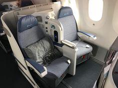 Air Europa 787 Business Class seats