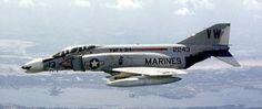 10. F-4 PHANTOM The McDonnell Douglas F-4 Phantom II