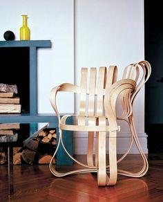 'Cross Check Armchair by Knoll. @2Modern'