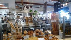 Joan's on Third gourmet marketplace and cafe ... dreaming of opening up my own little joan's on third someday...