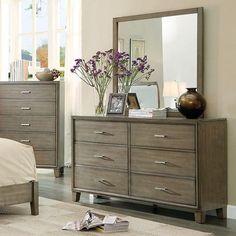 Furniture of America Enrico I Dresser Las Vegas Furniture Online | LasVegasFurnitureOnline | Lasvegasfurnitureonline.com