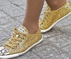 I'm in love with anything that sparkles.
