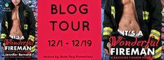 BookLover Sue: Blog Tour: Spotlight & Giveaway - It's A Wonderful Fireman by Jennifer Bernard