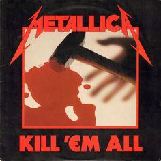 Kill 'Em All - 1983