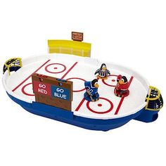 Dome Hockey Tables for Kids - Disney Club Penguin Air Hockey Play Set * Click image to review more details.