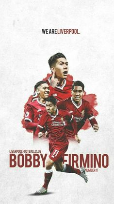 Bobby the great. Liverpool Fc Wallpaper, Liverpool Wallpapers, Lfc Wallpaper, Football Gif, Football Players, Football Videos, Bobby Firmino, Cool Football Pictures, This Is Anfield
