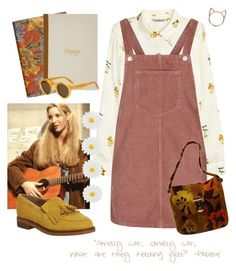 """""""Smelly cat, smelly cat, what are they feeding you?"""" -Phoebe Buffey, F. Patricia Nash, Monsoon, Lanvin, Topshop, Polyvore, Stuff To Buy, Shopping, Collection, Design"""