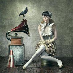 Sing to me! #music #musicart www.pinterest.com/TheHitman14/music-art-%2B/