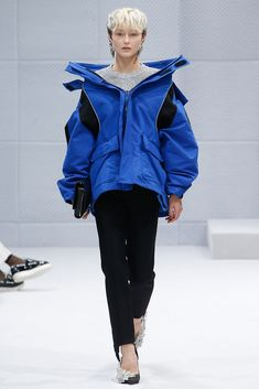 Ready To Wear 2016 Fall Balenciaga Collection