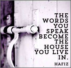 Hafiz only wrote when he was spiritually inspired and died in late 1388.