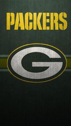 Green Bay Packers NFL Logo iPhone 6 Wallpaper / iPod Wallpaper HD ...