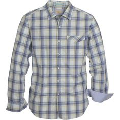Tommy Bahama Big and Tall Nuova Plaid Shirt #VonMaur