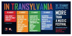 Festivalul IN TRANSILVANIA 2015 23 August, Metallica