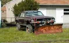Rednecks plow