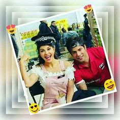 Cute Love Couple, Varun Dhawan, Jacqueline Fernandez, Celeb Style, Beauty Queens, Bollywood Actress, Superstar, Celebs, Actresses