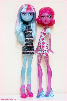 Image result for monster high create a monster ice