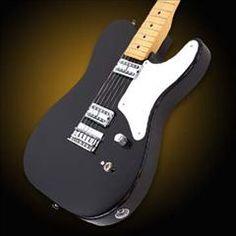 Fender Guitar Cabronita Telecaster - Black / Maple