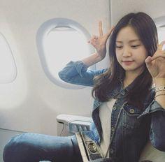 Naeun instagram update