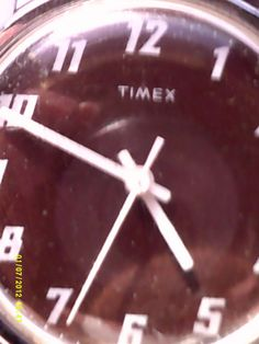 VINTAGE TIMEX MENS WATCH  #TIMEX #Casual