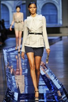 Jason Wu --yes, break all the rules and wear shorts to work!