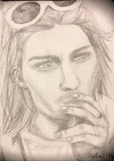 #kurtcobain #drawing