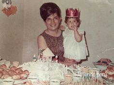 Esperanza y Ana Celia Rosas.. primer cumpleaños!
