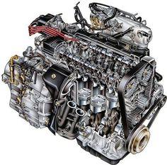 #MáquinasTérmicas #MotoresDe4Tiempos