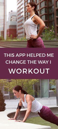 How This App Is Like Having My Own Personal T - Die Hochzeitssaison steht bis dato der Einlass außerdem wenn Sie hinein jener Hochzeitssaison sind - Fitness Diet, Yoga Fitness, Fitness Motivation, Health Fitness, Fitness Classes, Make Up Braut, Senior Fitness, Yoga Sequences, Yoga Poses
