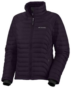 Click Image Above To Buy  Columbia Powerfly Down Jacket (women s) - Dark  Plum 0cfcf410d